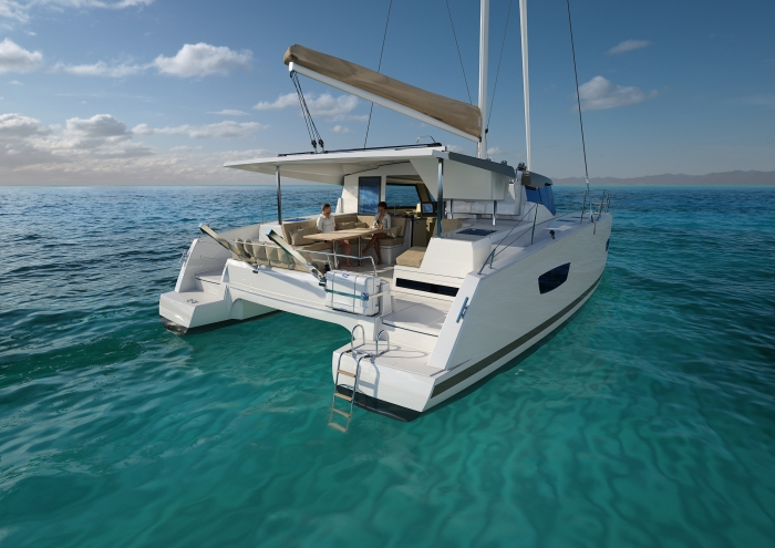 Fountaine Pajot Lucia 40 2