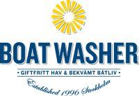 Boka en bottentvätt till båten.